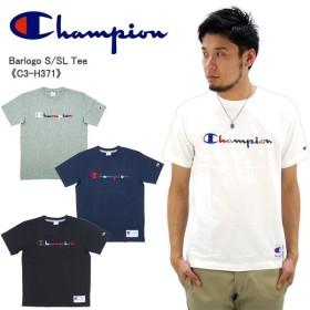 チャンピオン Champion  バーロゴ S/SL Tee  C3-H371  メンズ 半袖 Tシャツ[AA-2]