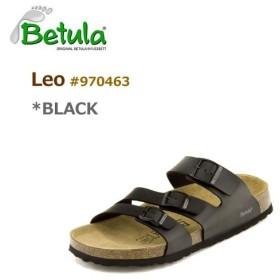 ベチュラ サンダル レオ ブラック メンズ レディース ユニセックス Betula Leo #970463 〔SK〕