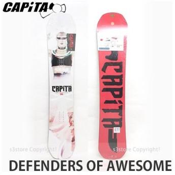 17 キャピタ ディフェンダーズ オブ オーサム ボード CAPITA DEFENDERS OF AWESOME スノーボード オールマウンテン パーク カラー:RED サイズ:152