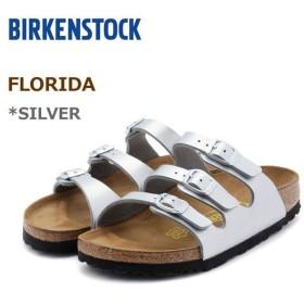 ビルケンシュトック レディース サンダル フロリダ シルバー BIRKENSTOCK FLORIDA #954383 〔SK〕