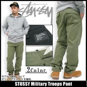 ステューシー STUSSY パンツ Military Troops Pants(stussy pant チノパンツ メンズ 016755)