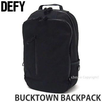 デフィー バックタウン バックパック DEFY BUCKTOWN BACKPACK バッグ リュック かばん 防水 Mide in USA カラー:BLK CANVAS サイズ:約23L
