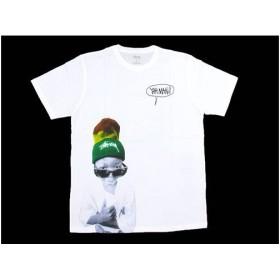 STUSSY(ステューシー)×Masterpiece 30th Anniversary S/S Tee コラボ Tシャツ ティーシャツ 半袖