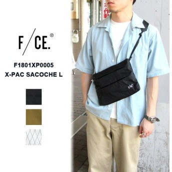 F/CE. ( エフイーシー ) F1801XP0005 X-PAC SACOCHE L サコッシュ ショルダーバッグ ユニセックス
