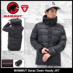 マムート MAMMUT ジャケット メンズ セラック ダウン フーディー(Serac Down Hoody JKT アウター アウトドア 男性用 1010-23080)