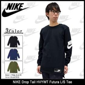 ナイキ NIKE Tシャツ 長袖 メンズ ドロップ テール HVYWT フューチュラ(Drop Tail HVYWT Futura L/S Tee トップス 男性用 834651)