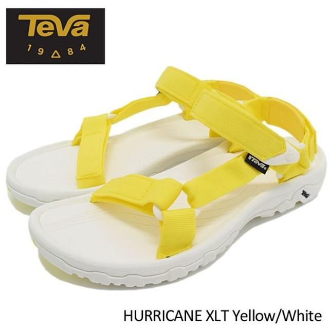 テバ Teva サンダル メンズ 男性用 ハリケーン XLT Yellow/White(teva HURRICANE XLT テヴァ スポーツサンダル 4156-YWH)