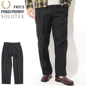 フレッドペリー パンツ FRED PERRY メンズ サイド ストライプ トラウザーズ 日本企画(F4513 Side Stripe Trousers Pant ボトムス)