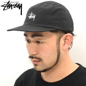 ステューシー キャップ 帽子 STUSSY Basic Stock Camp Cap(キャンプキャップ ストラップバック 男性用 132919 USAモデル 正規)