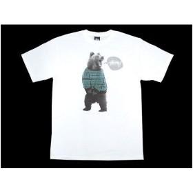 ステューシー STUSSY Bear Tシャツ 半袖(stussy tee ティーシャツ メンズ 男性用 1902398)