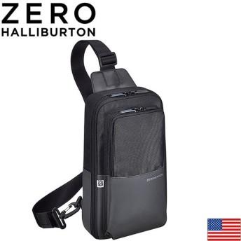 ZERO HALLIBURTON GRA01 GRAMERCY SLING BAG ゼロハリバートン グラマシースリングバッグ(US)