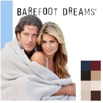 ベアフットドリームス ブランケット ひざ掛け 大判 ふわふわ 厚手 毛布 マルチカバー ポンチョ 長方形 シングル BAREFOOT DREAMS
