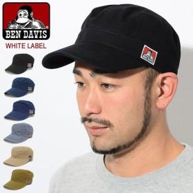 ベンデイビス キャップ BEN DAVIS ワーク ホワイトレーベル(bendavis BDW-9431 Work Cap WHITE LABEL 帽子 メンズ レディース)