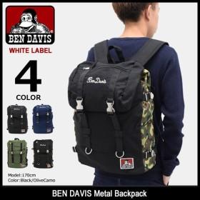ベンデイビス リュック BEN DAVIS メタル バックパック ホワイトレーベル(BENDAVIS BDW-9061 Metal Backpack WHITE LABEL デイパック)