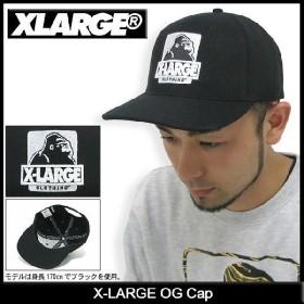 エクストララージ X-LARGE OG キャップ(x-large OG Cap 帽子 メンズ XLARGE エクストラ ラージ M7C13214)