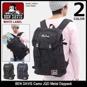 ベンデイビス リュック BEN DAVIS カモ JQD メタル デイパック ホワイトレーベル(BDW-9206 Camo JQD Metal Daypack バックパック)
