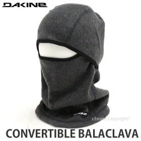 ダカイン コンバーチブル バラクラバ DAKINE CONVERTIBLE BALACLAVA スノーボード ビーニー 防寒 防風 保温 フリーサイズ カラー:CHR