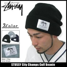 ステューシー STUSSY ビーニー City Champs Cuff ビーニー(stussy Stussy beanie ニット帽 メンズ・男性用 帽子・ ニットキャップ 132581)