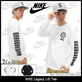 ナイキ NIKE Tシャツ 長袖 メンズ レガシー(nike Legacy L/S Tee カットソー トップス 男性用 806289)