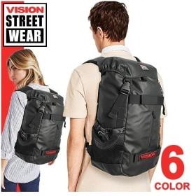 ヴィジョンストリートウェア VISION STREET WEAR バッグ バックパック ナイロン コーデュラ ビジョン メンズ レディース 大容量 おしゃれ VSPC502N VSBL502N