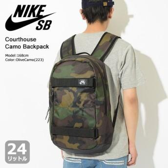ナイキ NIKE リュック SB コートハウス カモ バックパック SB(nike SB Courthouse Camo Backpack デイパック メンズ レディース BA5438)