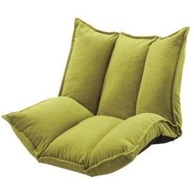1人掛けソファ リクライニング 布張り 幅100cm ソファ ソファー 完成品 布張 グリーン 一人掛けソファ 一人掛けソファー 1人掛けソファー 1人掛け 一人掛け