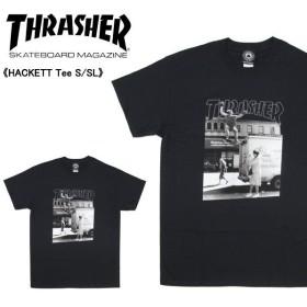 スラッシャー THRASHER  HACKETT Tee S/SL  TH144529  メンズ 半袖 Tシャツ[AA-2]