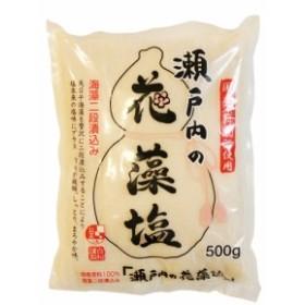 白松 瀬戸内の花藻塩 500g