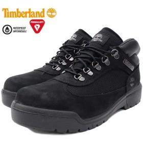 ティンバーランド ブーツ Timberland メンズ 男性用 フィールド ブーツ Black Nubuck(Timberland A1A12 Field Boot BOOTS)