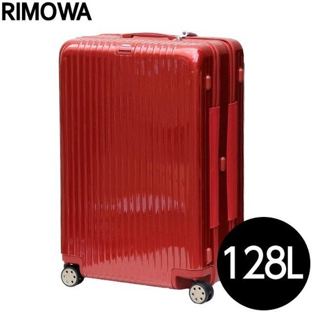 090ff5aba8 RIMOWA リモワ サルサ デラックス 128L オリエンタルレッド SALSA DELUXE マルチホイール スーツケース 830.80.53.4