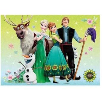 ジグソーパズル 300ピース ディズニー アナと雪の女王 エルサのサプライズ 最高の誕生日 D-300-273