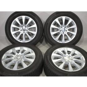 ホイールタイヤ 4本セット 255/55R18  純正 ベンツ GLE X166純正 新品 ラジアル タイヤ 特選輸入タイヤ