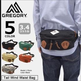 グレゴリー ウエストバッグ GREGORY テール ウインド(Tail Wind Waist Bag ウエストポーチ ヒップバッグ 65696)(父の日 プレゼント)