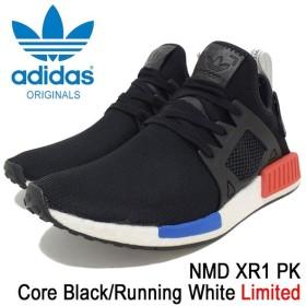 アディダス adidas スニーカー メンズ 男性用 ノマド XR1 PK Core Black/Running White オリジナルス(NMD XR1 PK Limited Originals BY1909)