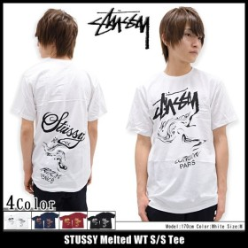 ステューシー STUSSY Tシャツ メンズ Melted WT 1903816
