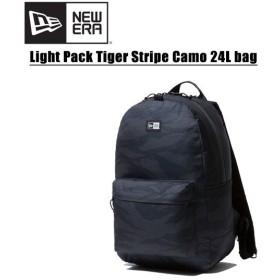 ニュー エラ NEW ERA  ライトパック タイガーストライプカモ 24L バッグ Dark Grey  リュック バックパック [CC]
