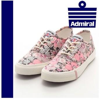 アドミラル スニーカー レディース リバティ 花柄 Admiral Brighton LB
