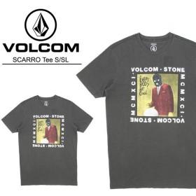 ボルコム VOLCOM  SCARRO Tee S/SL  A4311701  メンズ 半袖 Tシャツ[AA-2]