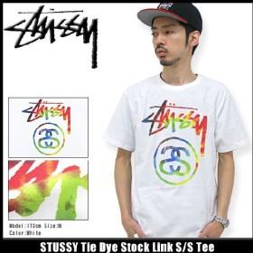 ステューシー STUSSY Tie Dye Stock Link Tシャツ 半袖(stussy tee ティーシャツ T-SHIRTS トップス メンズ・男性用 3902601Z)