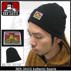 ベンデイビス BEN DAVIS オーセンティック ビーニー 男性用 メンズ(BDW-295 Authentic Beanie ニット帽 帽子・ ニットキャップ)