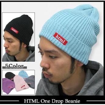 エイチ・ティー・エム・エル html ワン ドロップ ビーニー(HTML One Drop Beanie)