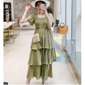 [55555SHOP] 韓国ファッションレディース夏シャツワンピースロングシャツカーディガン大きいサイズトップスブラウスゆったり無地着痩せ