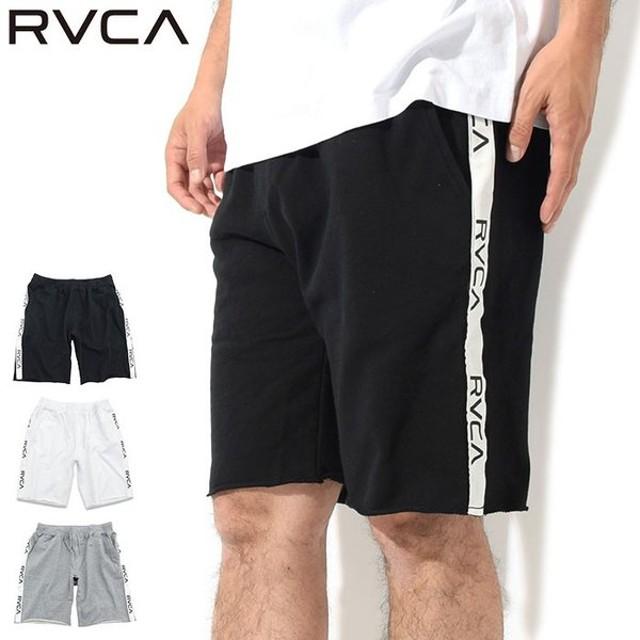 ルーカ ハーフパンツ RVCA メンズ ルーカ スウェット ショーツ(RVCA RVCA Sweat Short ショートパンツ ボトムス 男性用 AJ041-613)