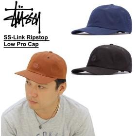 ステューシー STUSSY SS-Link Ripstop Low Pro Cap キャップ 帽子[BB]