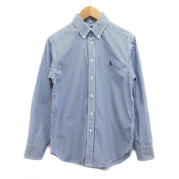 YUNY Mens Long Sleeve Tops Woven Plus Velvet Plaid Button-Down-Shirts Light Blue 3XL