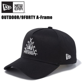 NEW ERA 9FORTY A-Frame フォレストキャンプキャップ