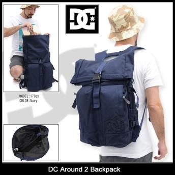 ディーシー DC リュック アラウンド 2 バックパック(dc Around 2 Backpack Bag デイパック メンズ レディース 5230E603)