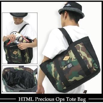 エイチ・ティー・エム・エル html プレシャス オプス トート バッグ(HTML Precious Ops Tote Bag)