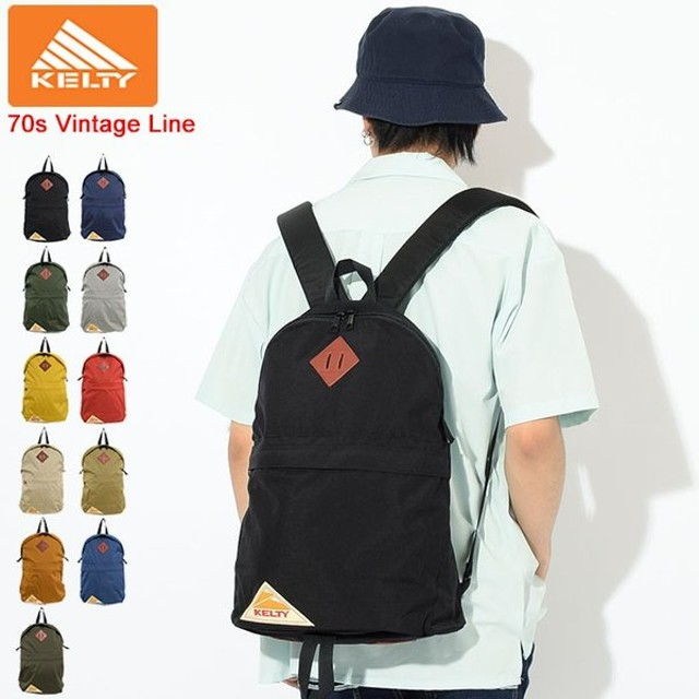 ケルティ リュック KELTY ガールズ デイパック(Girls Daypack 70s Vintage Line Bag バッグ Backpack バックパック 2591872)