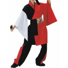 よさこい衣装 上衣 M・L C73137【よさこい/踊り衣裳/お祭用品/まつり用品/お祭り】